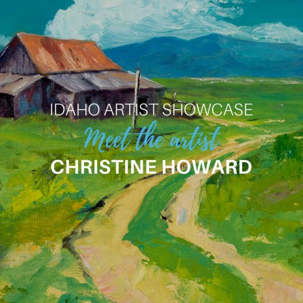 Christine Howard: March 2018 Artist of the Month