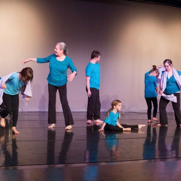 Open Arms Dance Project: Inclusion Creates Compassion