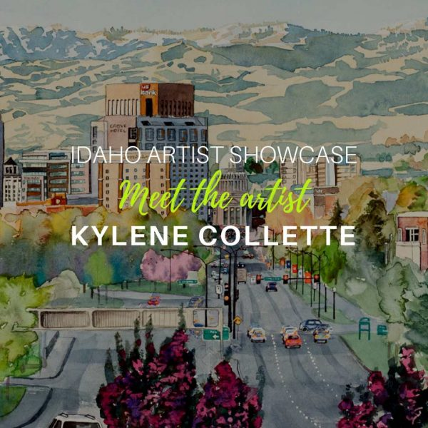 Kylene Collette: May 2018 Artist of the Month