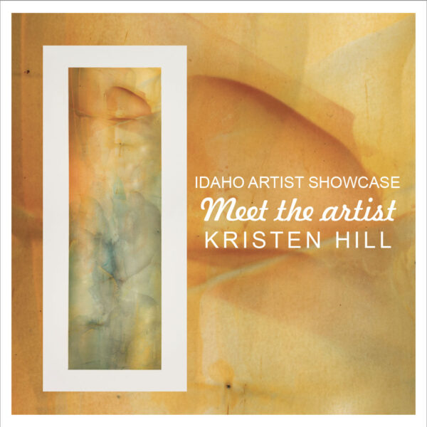 Kristen Hill, the May artist of the month