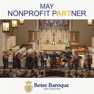 photo of the Boise Baroque Orchestra